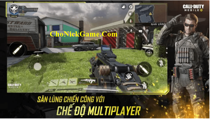 Cho Nick Call Of Duty Mobile