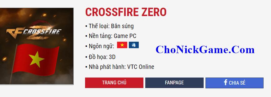 Share acc crossfire zero