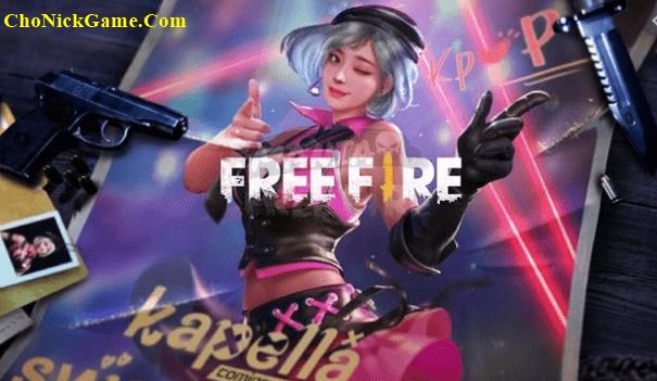 Cho Nick Free Fire Miễn Phí 2020