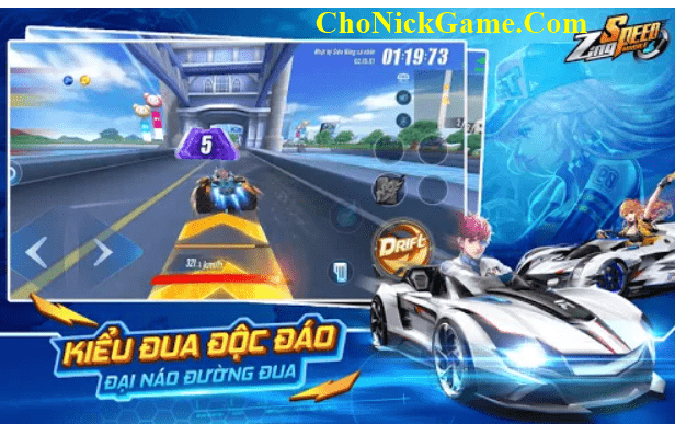 acc zing speed mobile miễn phí 2020