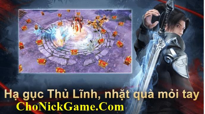 Cho nick jade sword