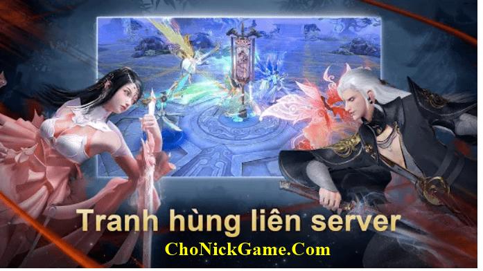 Cho nick game jade sword