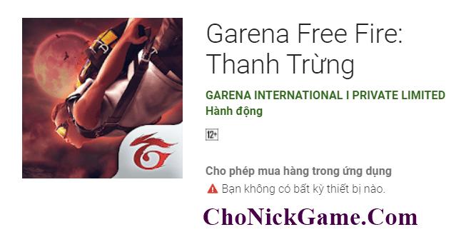 xin nick free fire