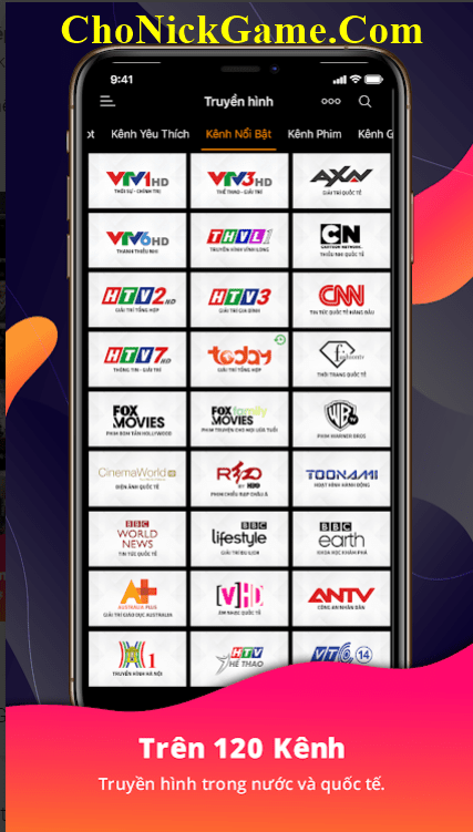 share tài khoản Clip TV VIP 2020