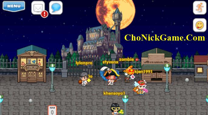 Cho nick avatar vip miễn phí