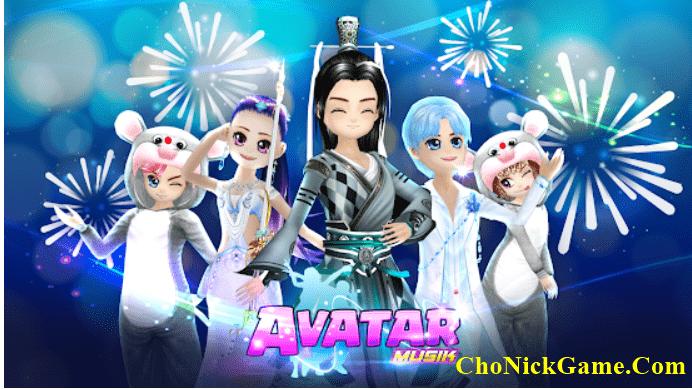 Cho nick Avatar Musik VIP miễn phí