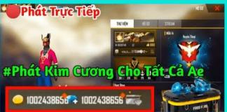 tang kim cuong free fire 1 min