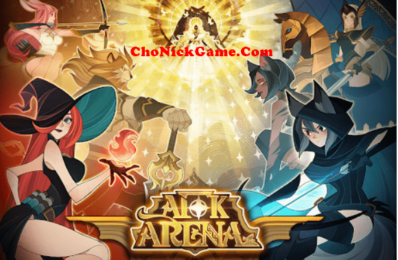 Cho acc AFK Arena
