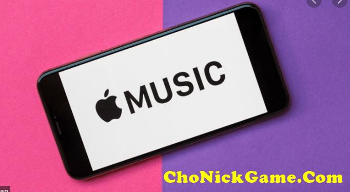 chia sẻ tài khoản Apple Music