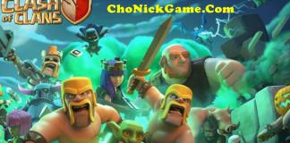 Cho nick Clash of Clans hall 11 min