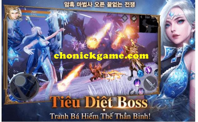 Cho Nick Dragon Age Bóng Đêm Thức Tỉnh