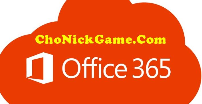 xin tài khoản Office 365