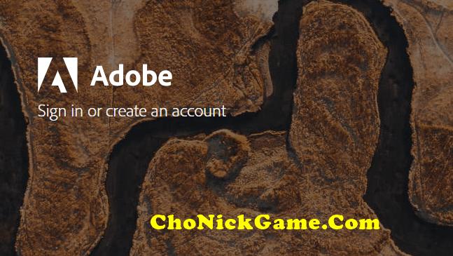 Xin tài khoản Adobe Photoshop