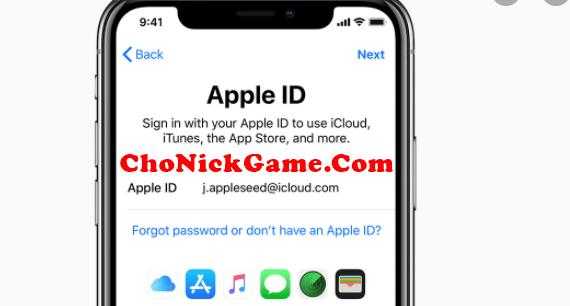 Xin ID apple Mỹ 2021