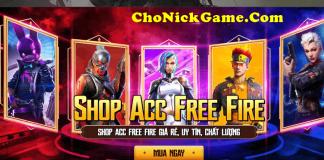 shop acc ff 9k min