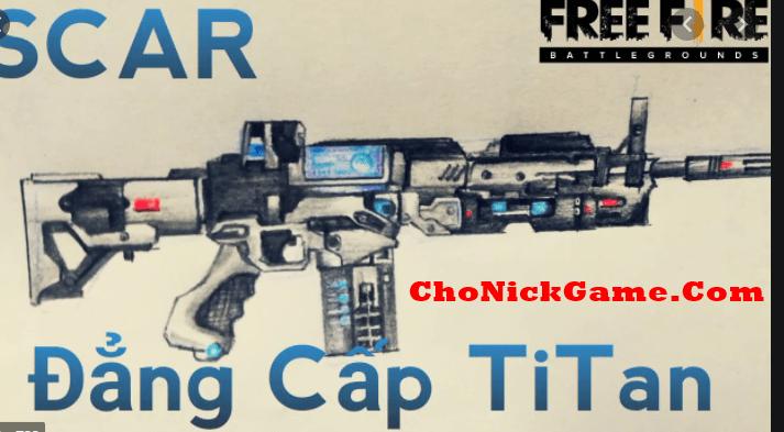 Cách nhận scar titan miễn phí