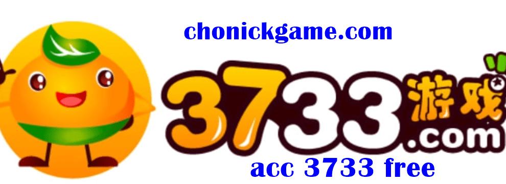 Xin tài khoản 3733 free
