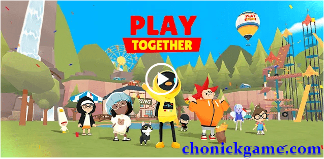 share acc play together